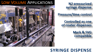 Syringe Dispense